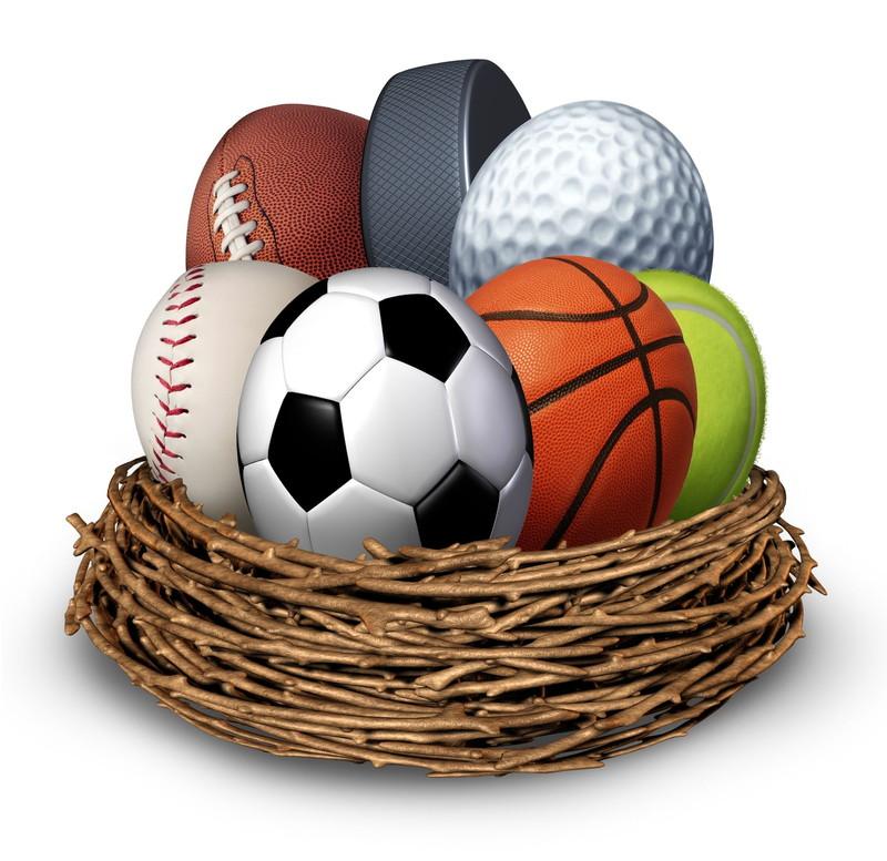 スポーツも賭けの対象